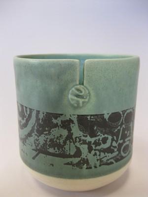 ceramic art by Jane McCulla