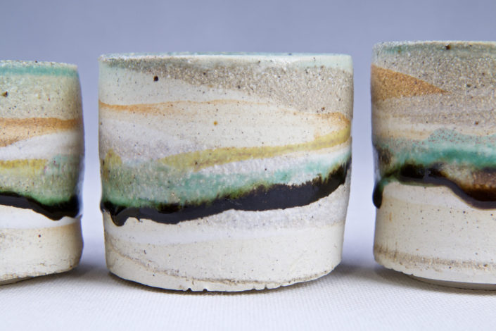 Ceramics by Jane McCulla