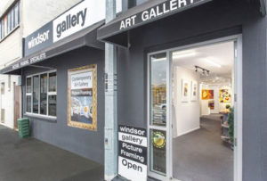 Exterior of Windsor Gallery