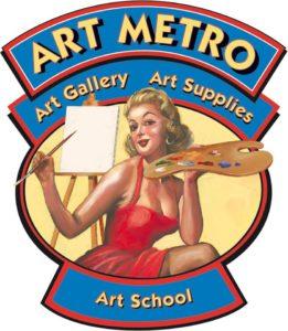 Art Metro logo