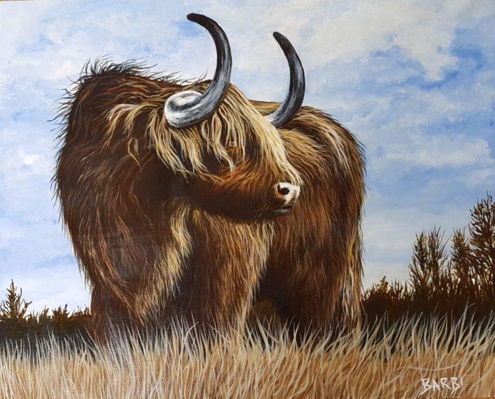 The Highlander by Barbi Larkins
