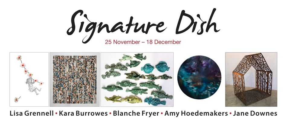 Signature Dish exhibition