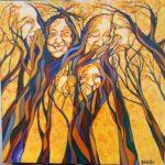 Whispering Leaves by Barbi Larkins