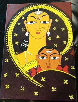 Painting by Ankita Saha
