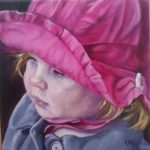 Painting by Anna Schoolderman