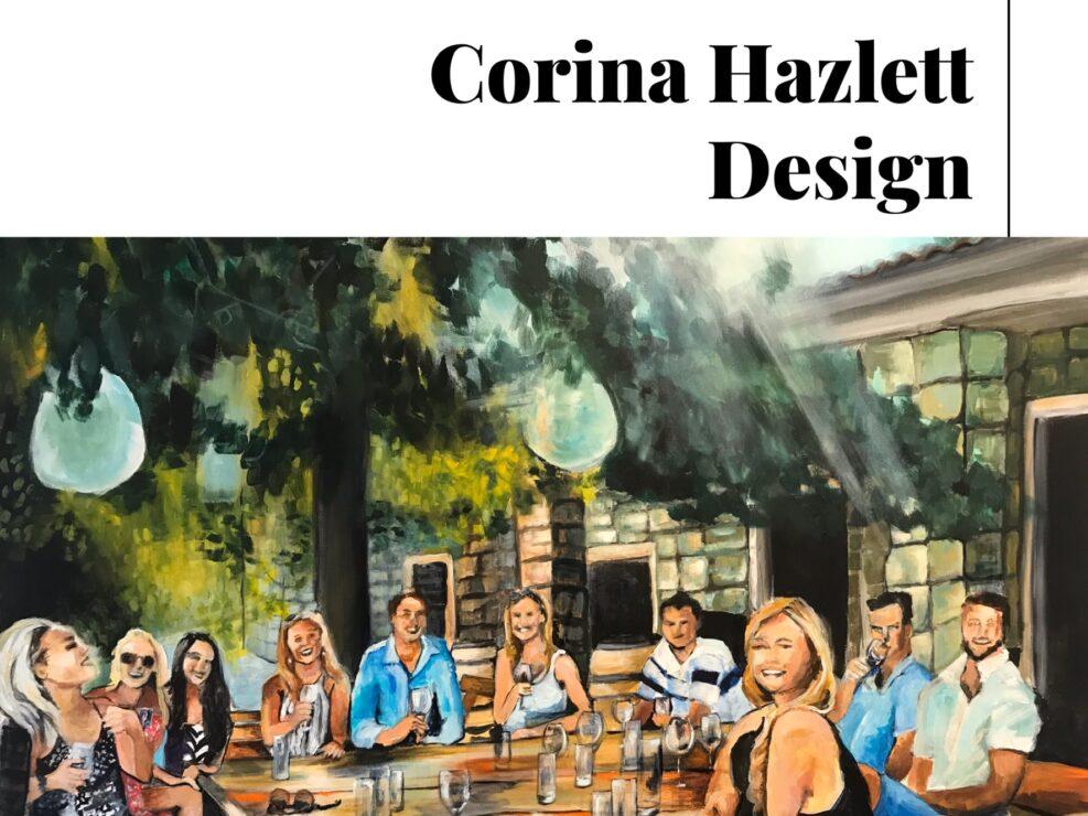 Corina Hazlett Design