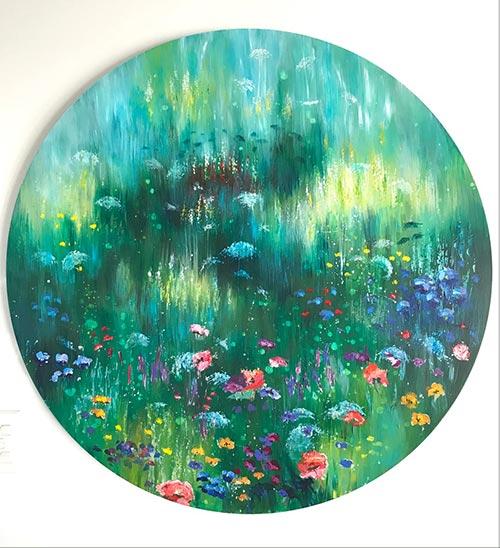 Wildflowers by Corina Hazlett