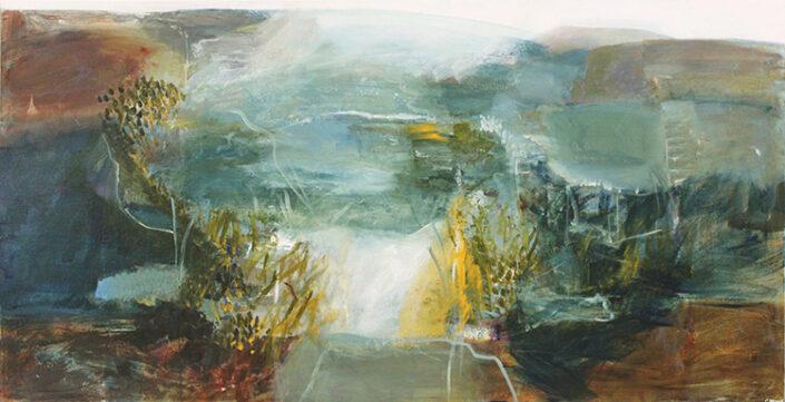 Cascade, Lewis Pass by Christine Maynard