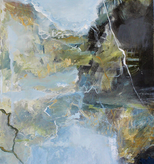 Cascading Wilderness by Christine Maynard