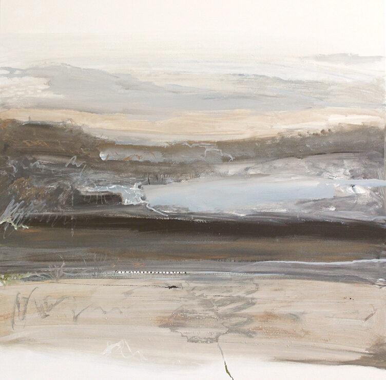 High Country Lake by Christine Maynard