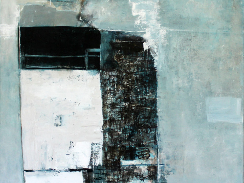 Human Form series #2 by Christine Maynard