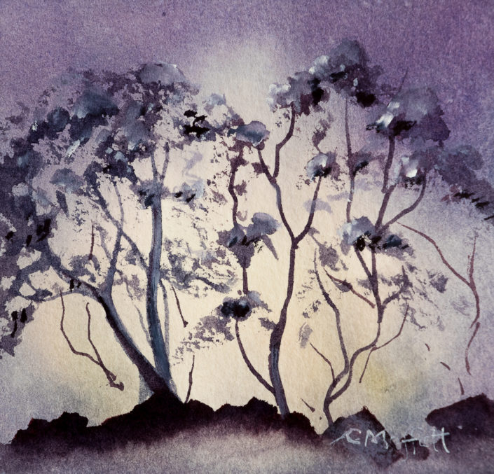 Early Morning by Carol Moffatt