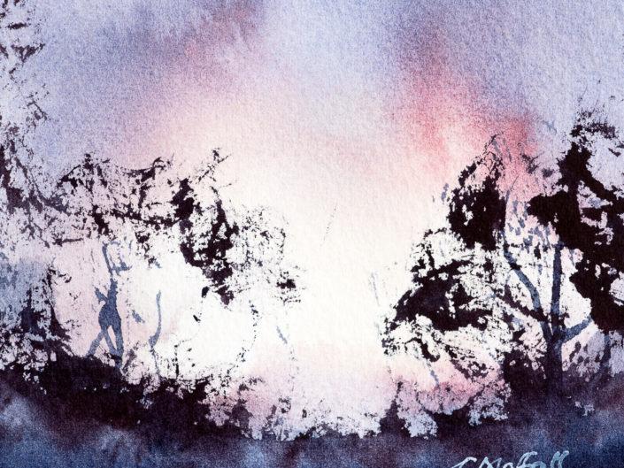 Last Lights by Carol Moffatt