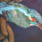 Kingfisher by Cynthia Muir