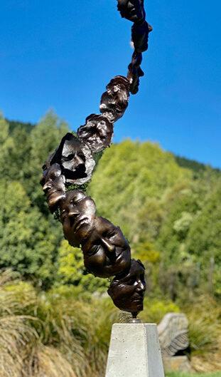 Sculpture by Debbie Templeton-Page