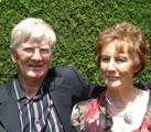 Gray Leonard and Lyn Leonard