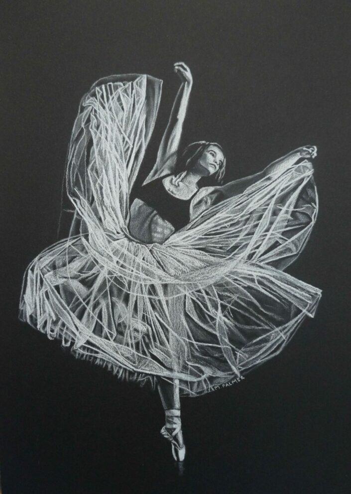 Gossamer Gambol by Mandy Palmer