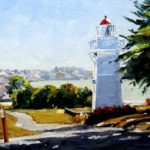 Timaru Lighthouse by John Brasell