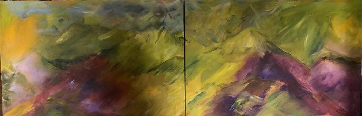 Bruised Earth by Jennifer Harrison