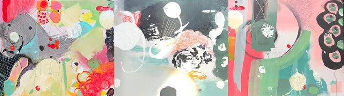 paintings by Karin Lange