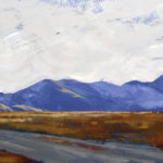 Tekapo Blue by Linelle Stacey