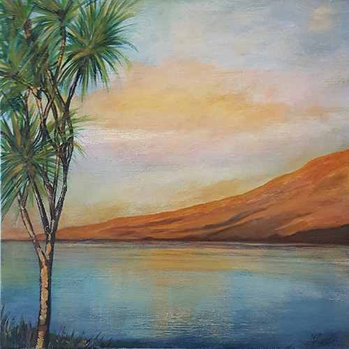 Just Before Dusk by Marilyn Austin