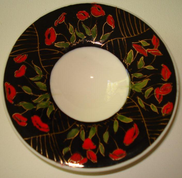 Pottery by Marie Rusbatch-Dawson