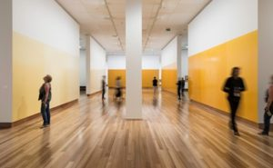 Simon Morris Yellow Ochre Room