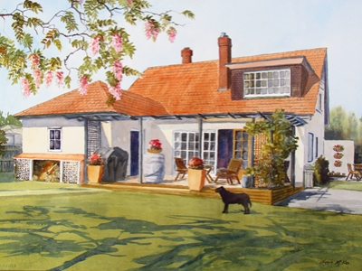 """""""Luxtons House"""" by Ngaio McKee"""