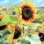 Painting by Nancy Tichborne