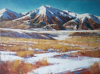 Painting by Svetlana Orinko