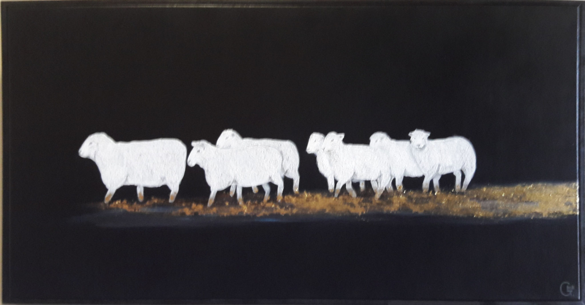Sheep by Gemma Bell