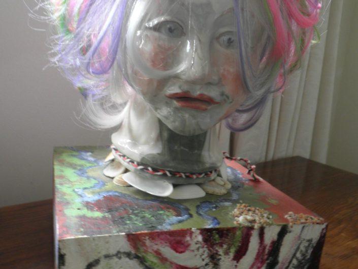 Canterbury Earthquake Survivor by Vivienne Bashford