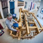 Weaving by Wilson Henderson