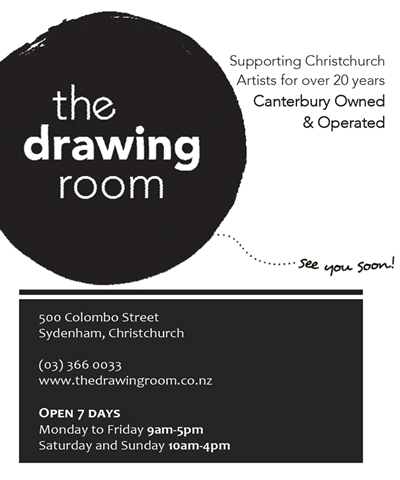 The Drawing Room advert