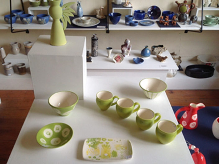 Halswell Pottery