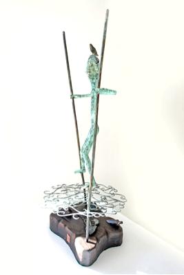 Sculpture by D Lloyd