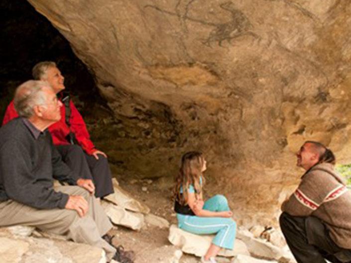 Te Ana - Maori Rock Art