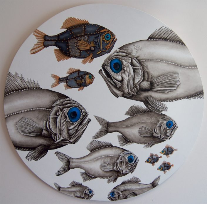 """Managed Fisheries"" by Joanna Webber"
