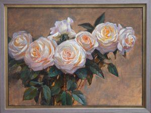 Roses, Paul Holmes by Svetlana Orinko