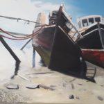 Bluff Shipwrecks by Tracey Pascoe