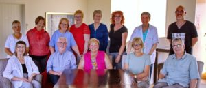 Arts Canterbury executive committee