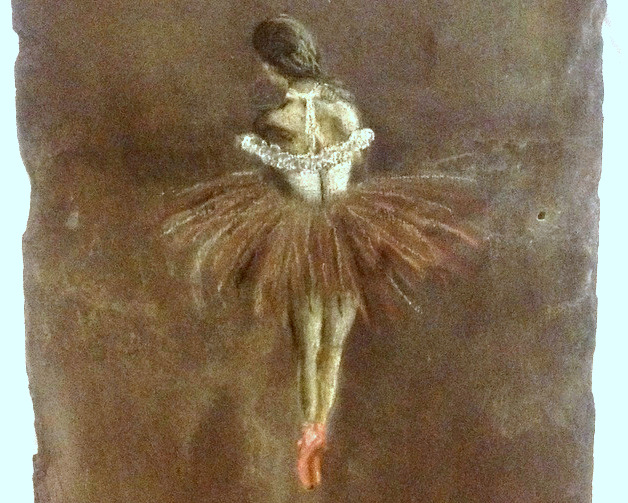Ballerina by Nikki Johnston