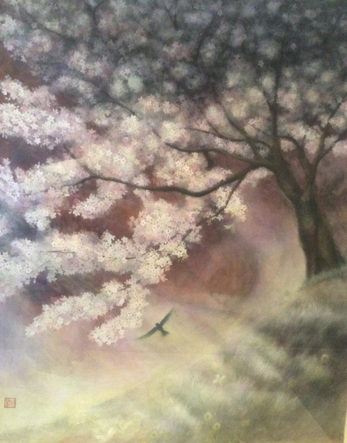 Painting by Haruko Furukawa