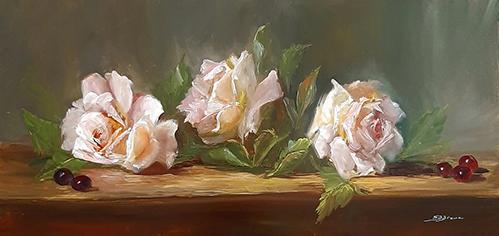 Roses by Sandie Brown