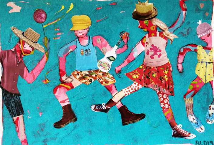 Hoo's Sugar Plum Fairy by Alison Lowe