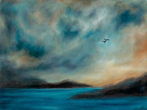 Sky Scraper by Diana Nicholson-Plank