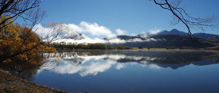 Lake Pearson by Ian Gardiner