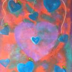 Hearts by Chryssie Woodham
