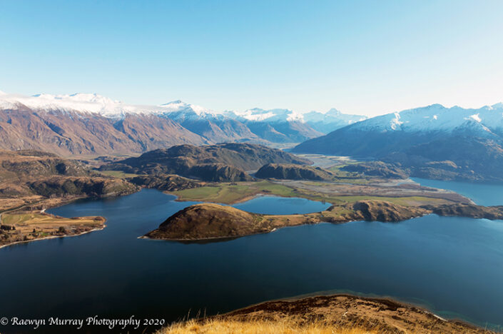 Lake Wanaka by Raewyn Murray Photography